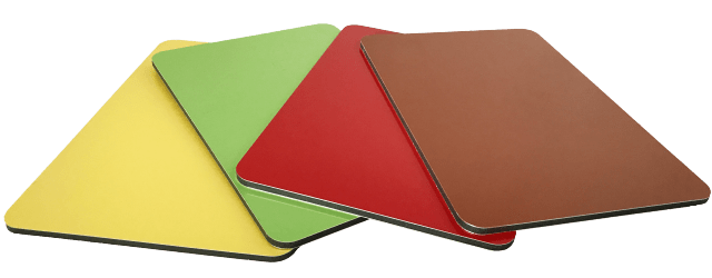 aluminium composite panel objek sampul